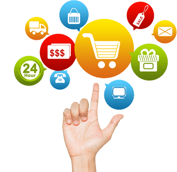 Ecommerce Development in Delhi, Noida, Gurgaon, Ghaziabad, India